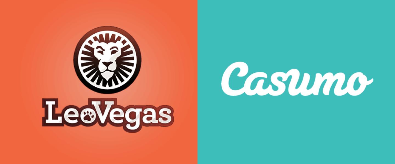 Casumo och Leo Vegas får svensk spellicens